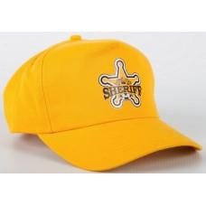 Кепка с логотипом ФК Шериф Тирасполь (Молдова) желтая