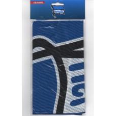 Флаг ФК Герта Берлин (Германия) размер 90x60 см