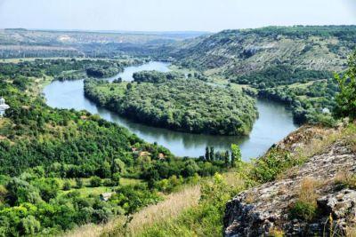 Живописная природа Молдовы